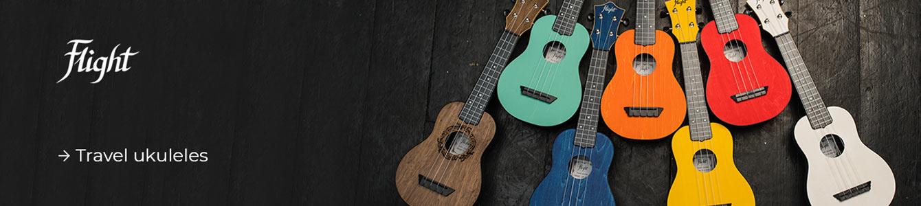 Travel ukulele