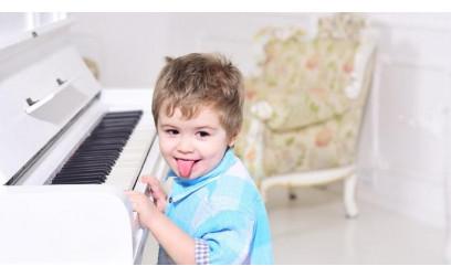 Istina o glazbalima za predškolsku djecu...
