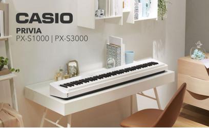 NOVI PRIJENOSNI ELEKTRONSKI PIANINO CASIO PRIVIA PX-S1000