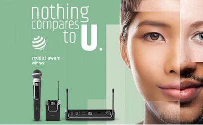 Prijenosni mikrofonski sustavi serije LD System U300