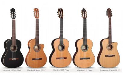 Klasične gitare Alhambra