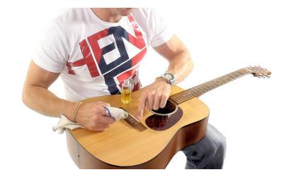Kako čistiti i odrzavati gitaru